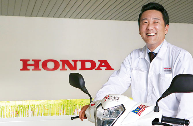 Honda Shifts Focus from Autonomy and Independence to Harmony and Collaboration on a Global Scale Leadership Training as a Key Factor